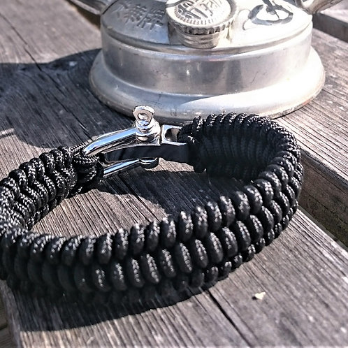 Paracord Bracelet - Trilobite Weave