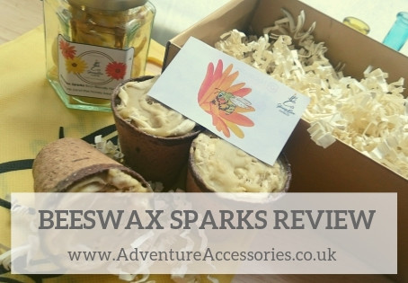 Honey Bee Candles: Beeswax Sparks Review