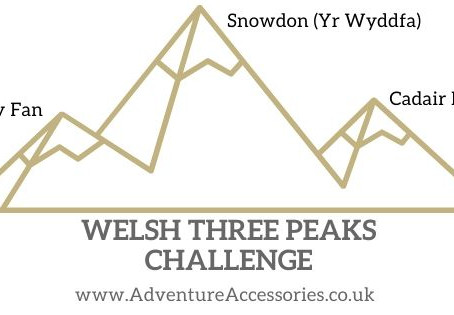 The Welsh Three Peaks Challenge