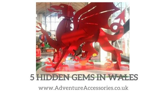 5 Hidden Gems in Wales blog post by Adventure Accessories