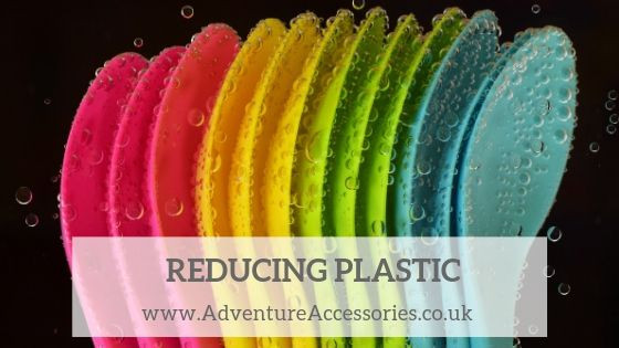 Simple Steps to Reducing Plastic, Adventure Accessories