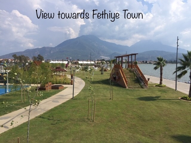 View towards Fethiye Town, Turkey, Adventure Accessories
