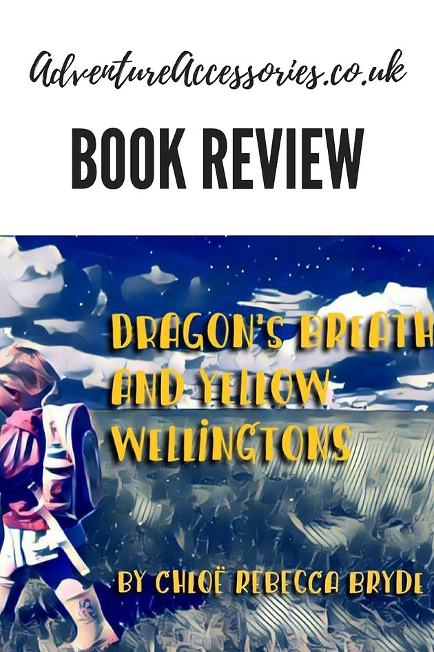 Dragon's Breath and Yellow Wellingtons