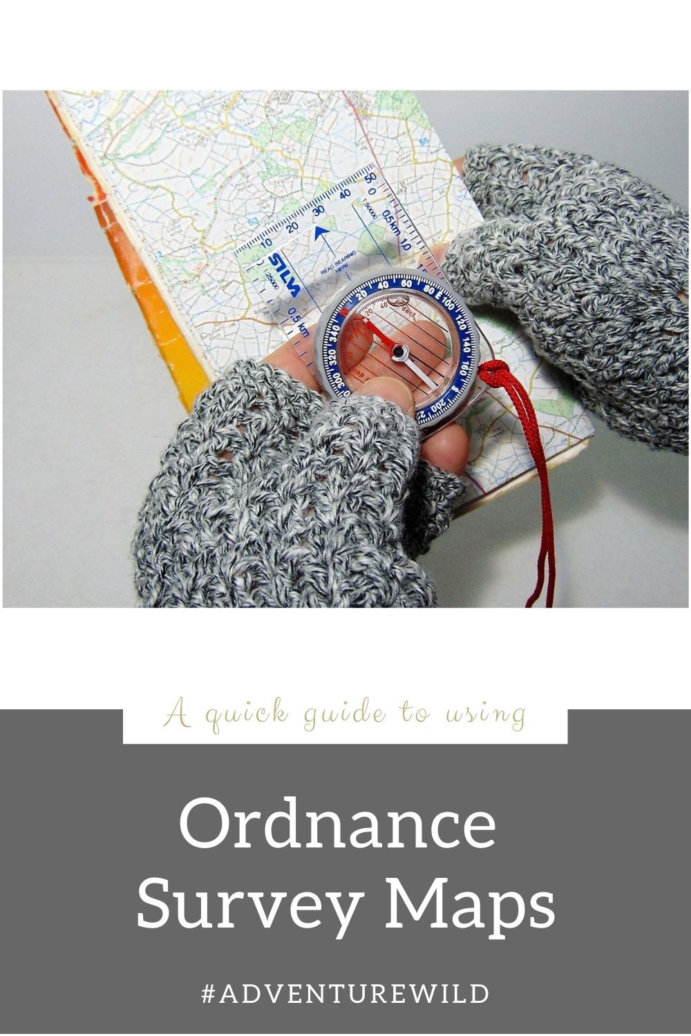 A quick guide to using Ordnance Survey Maps by Adventure Accessories