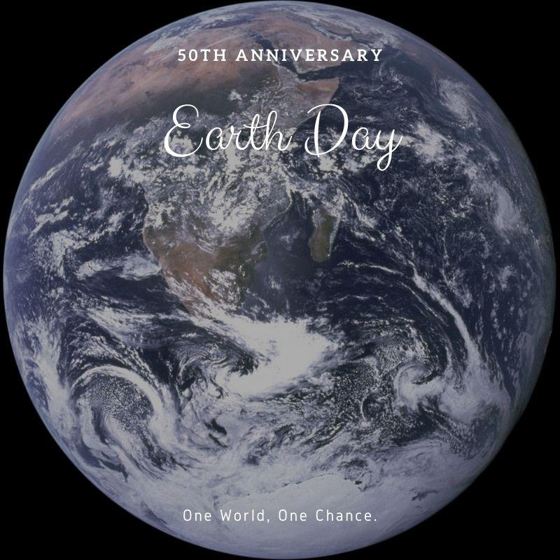Earth Day 50th Anniversary. Adventure Accessories