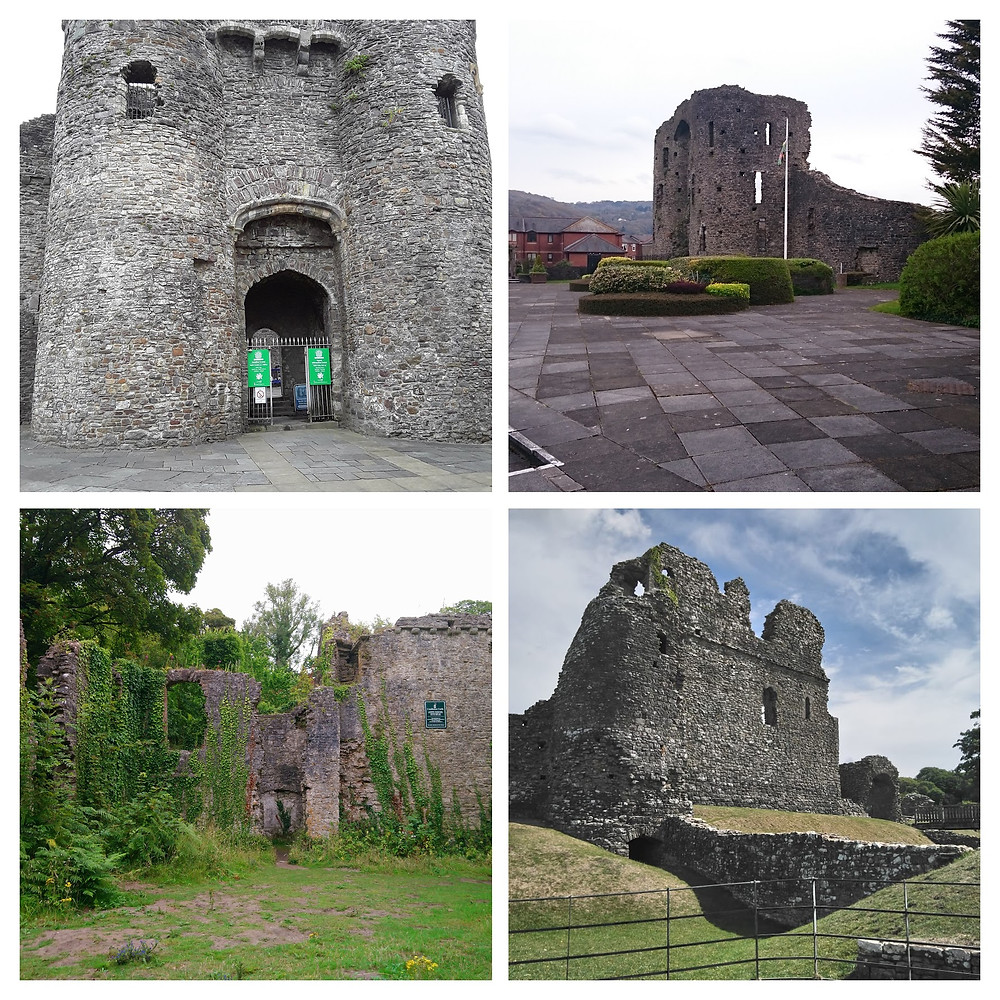 Castles in South Wales. Adventure Accessories