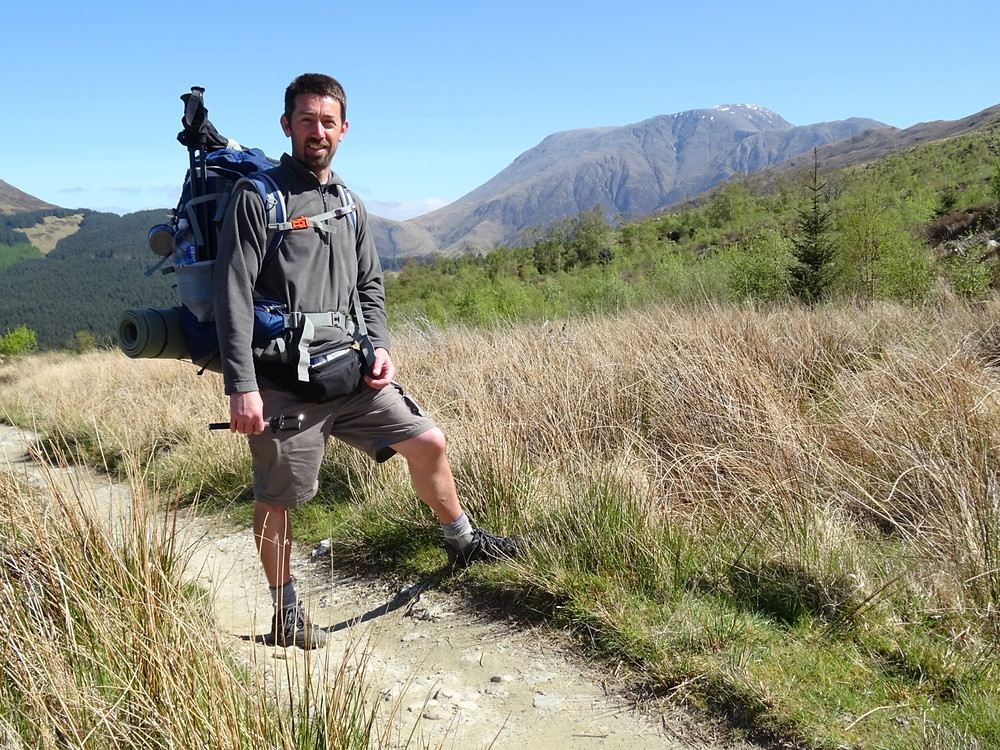 Charles Back hiking coast to coast, Adventure Accessories