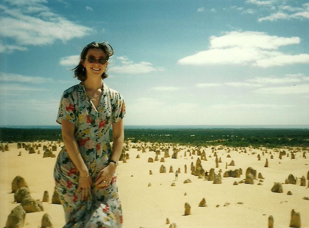 Pinnacles Desert, Australia. Adventure Accessories