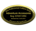 PCG Guild Badge - Adventure Accessories