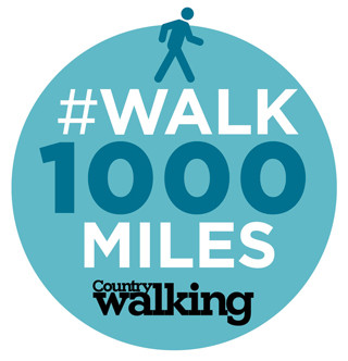 walk 1000 miles challege. Adventure Accessories