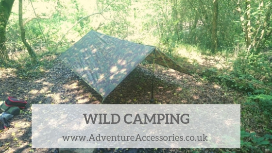 What is Wild Camping? Adventure Accessories