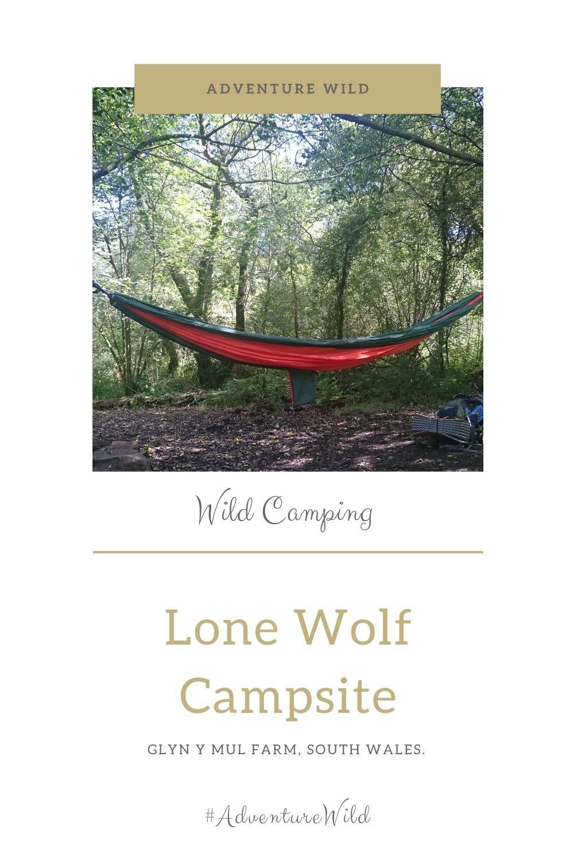 Lonewolf Campsite, Glyn y Mul Farm - Pinterest. Adventure Accessories
