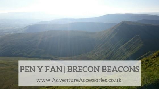Pen y Fan, Brecon Beacons by Adventure Accessories