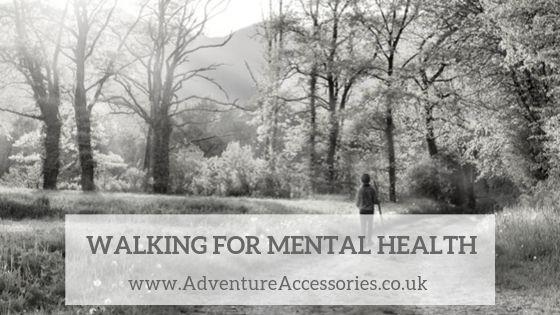 How Walking Can Help Mental Health, Adventure Accessories