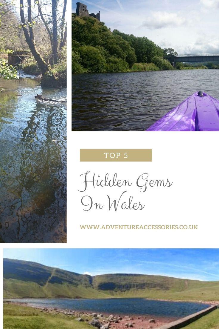 5 Hidden Gems in Wales Pinterest. Adventure Accessories
