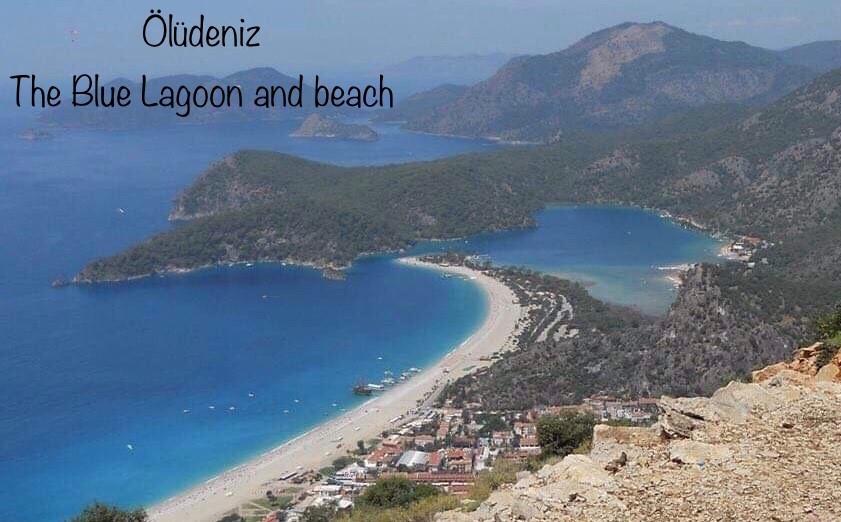 Ölüdeniz, Blue Lagoon and Beach, Adventure Accessories