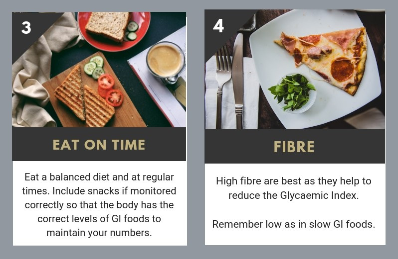 Eat on TIme, Fibre, Diabetes - Adventure Accessories