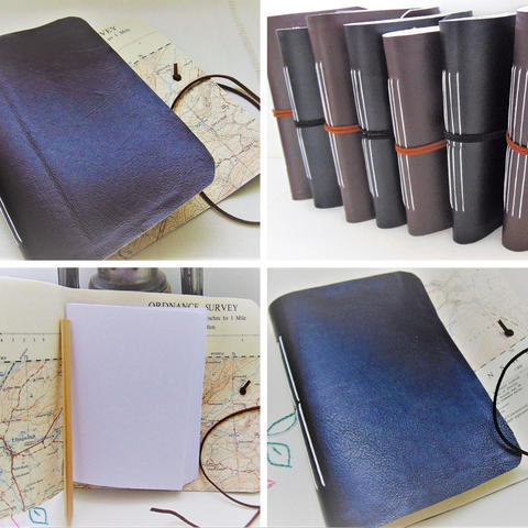 Traveller Notebooks- Faux Leather