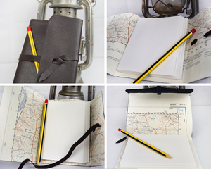 Traveller Notebooks - Map Lined, Adventure Accessories