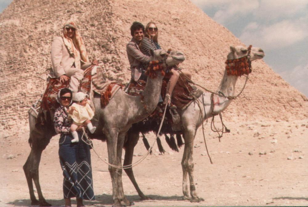 Pyramids, Cario, Egypt. Adventure Accessories