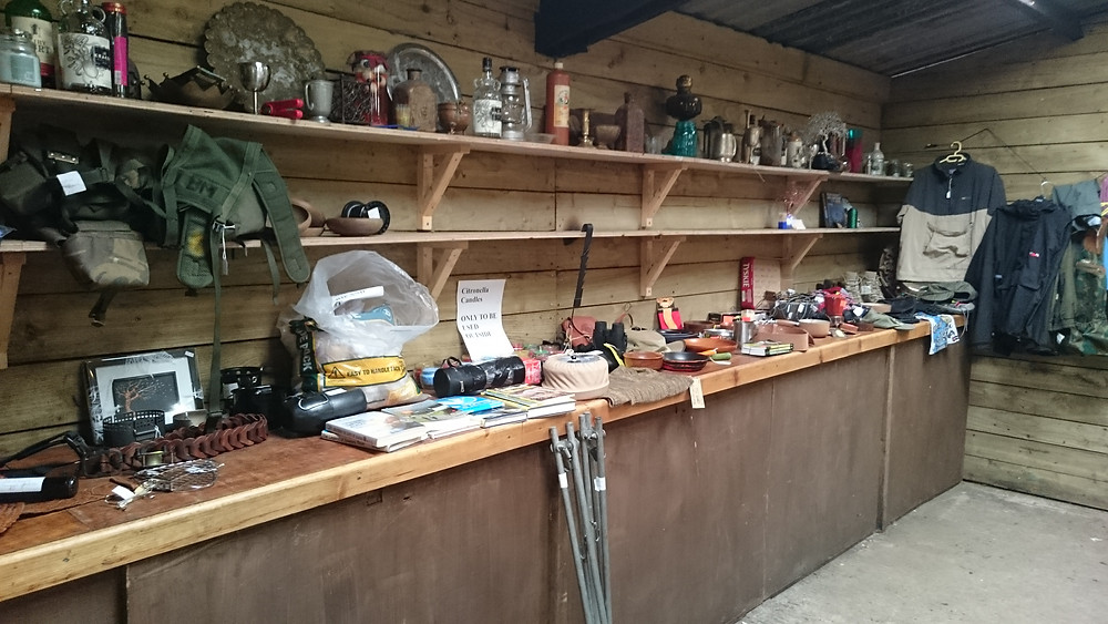 Bushmoot Bring and Buy Shop, Adventure Accessories