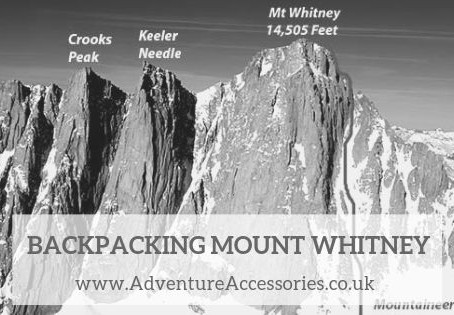 Backpacking Mount Whitney