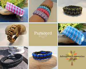 Paracord Products, Adventure Accessories