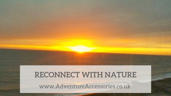 Reconnect with Nature, Adventure Accessories