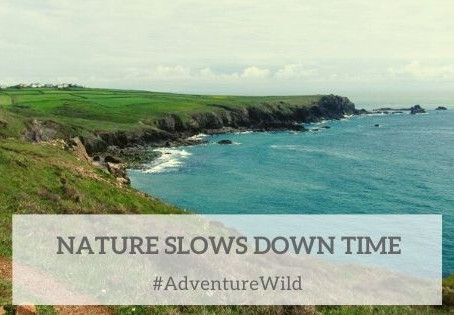 Nature: A perfect way to slow down time.