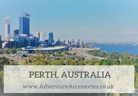 Backpacking Perth, Australia