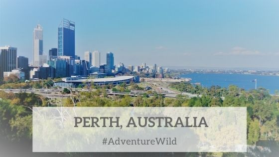 Backpacking Perth Australia by Adventure Accessories