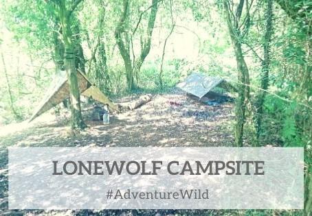 Lone Wolf Campsite - Glyn y Mul Farm