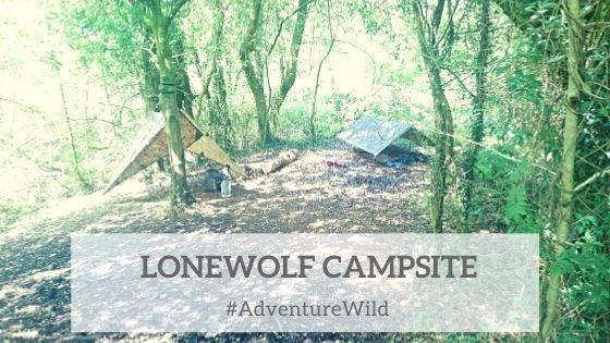 Lonewolf campsite, Glyn y Mul Farm. Adventure Accessories