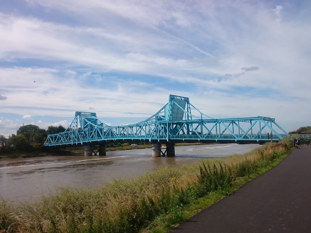 Queensferry Bridge, Chester. Adventure Accessories