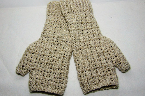 Hiking Mitts - Sahara, Handmade Gifts for Outdoors, Adventure Accessories