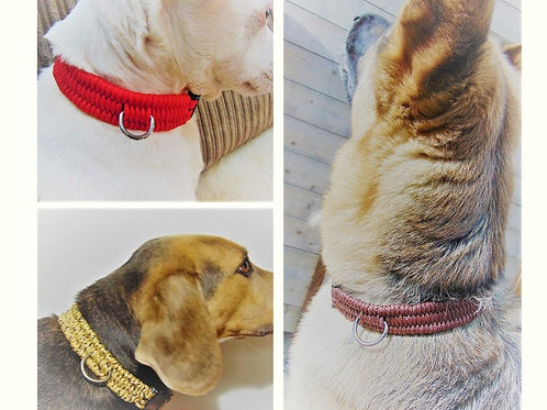 Paracord Dog Collar - S/M/L
