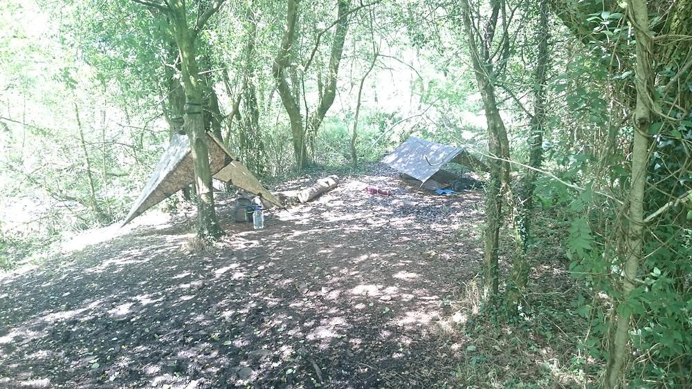 Wild Camping - Adventure Accessories