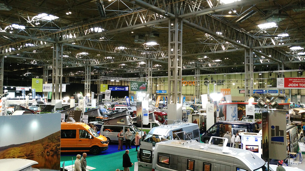 Hall 5, NEC The Caravan, Camping & Motorhome Show. Adventure Accessories