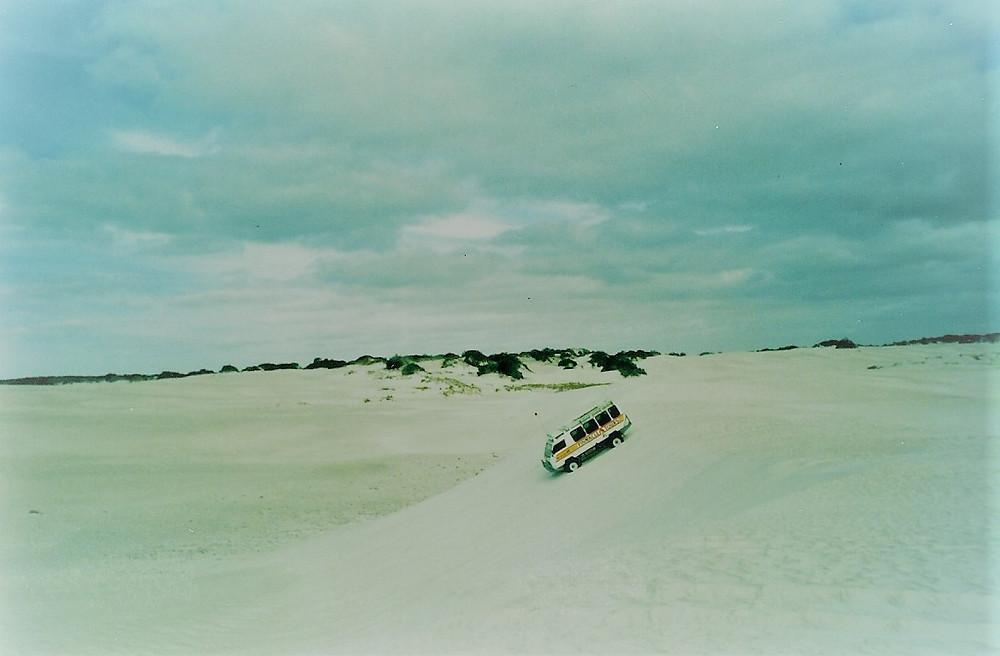 Pinnacles Desert 4x4 Drive. Adventure Accessories