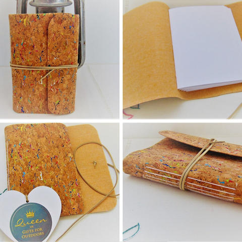 Traveller Notebooks - Cork