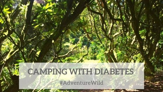 Camping Safely with Diabetes. Adventure Accessories