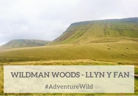 The Wildman Woods - Llyn y Fan