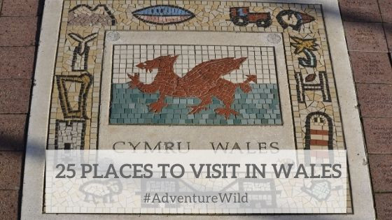 25 Must Visit Places in South Wales by Adventure Accessories