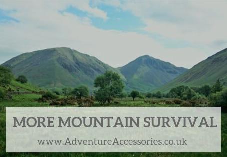 More Mountain Survival Tips