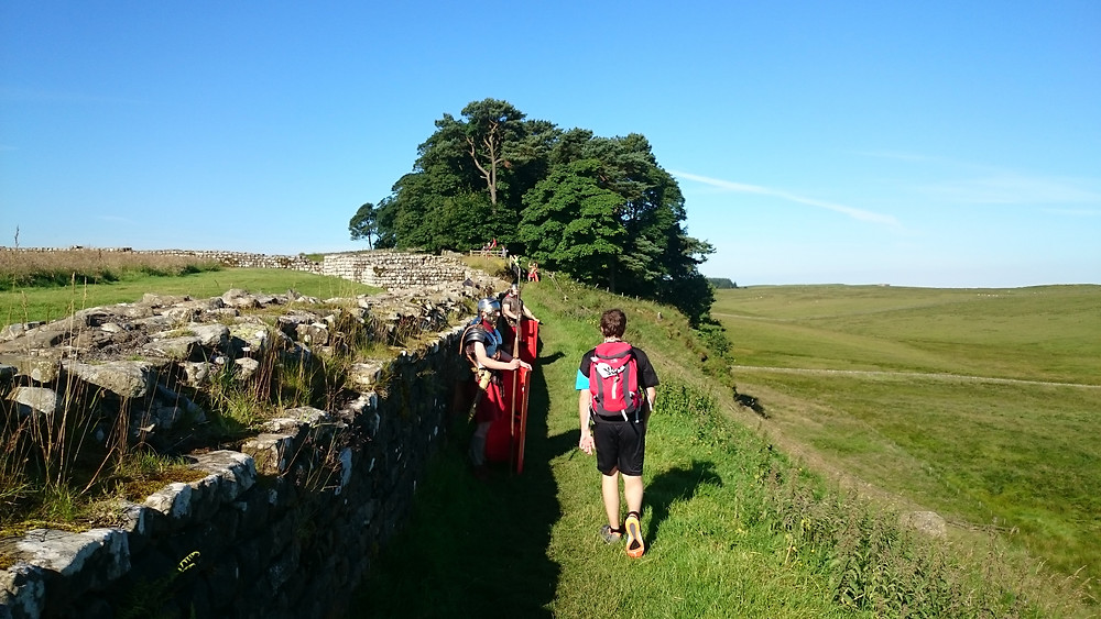 Romans at Hadrian's Wall. Adventure Accessories