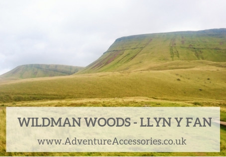 The Wildman Woods - Llyn y Fan
