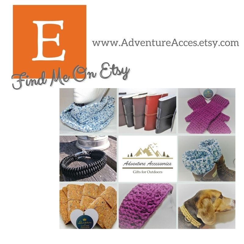 Handmade Gifts for Outdoors by Adventure Accessories