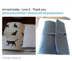 5. Twitter Feedback Traveller Notebo