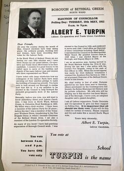 Election pamphlet