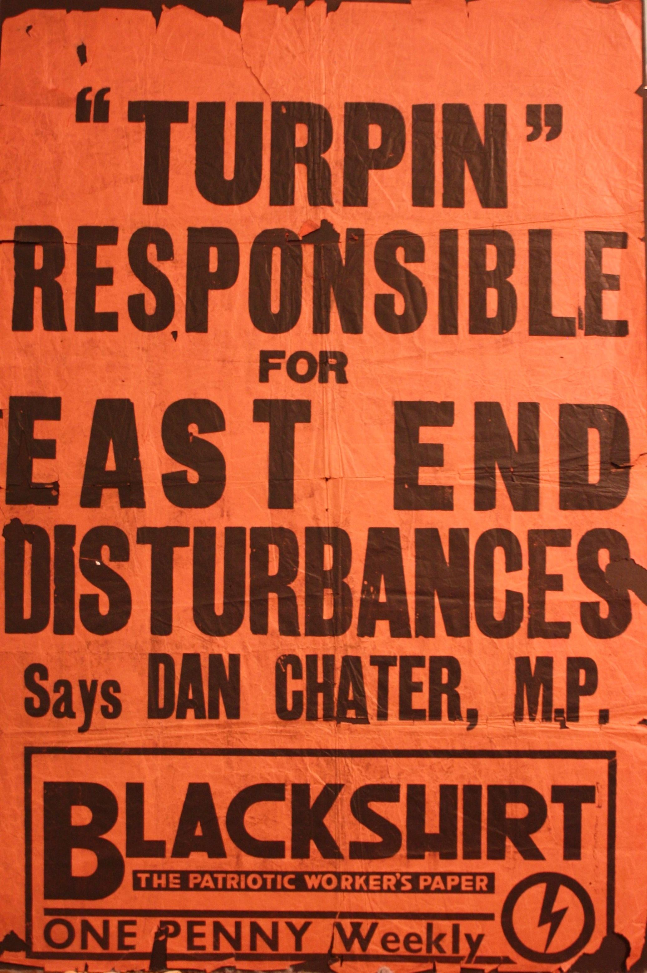 Blackshirt Poster